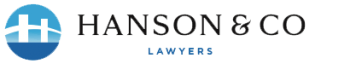 Hanson & Co Lawyers Dark Logo