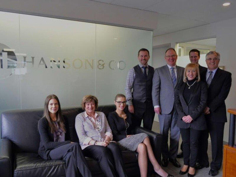 Hanson & Co in the North Shore News