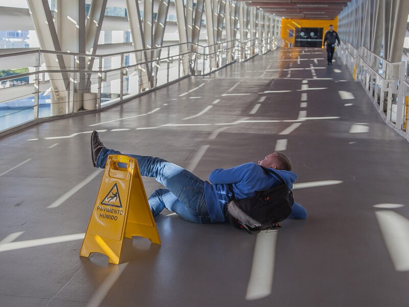 Slip and Fall | Hanson & Co Lawyers